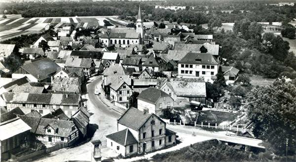 Rossfeld en 1950
